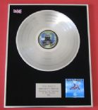 IRON MAIDEN - Seventh Son Of A Seventh SON PLATINUM LP PRESENTATION Disc